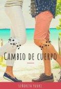 """Cubierta del libro """"Cambio De Cuerpo"""""""