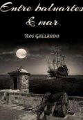 """Cubierta del libro """"Entre Baluartes & Mar"""""""