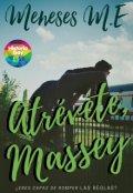 "Cubierta del libro ""Atrévete, Massey |bl|"""