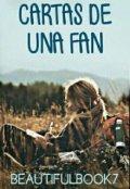 """Cubierta del libro """"Cartas de una Fan."""""""