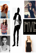 "Обложка книги ""#five"""