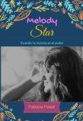 """Cubierta del libro """"Melody Star"""""""