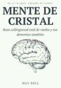"""Cubierta del libro """"Mente de cristal"""""""