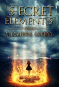 """Cubierta del libro """"Elementos Secretos"""""""
