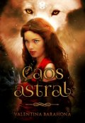 """Cubierta del libro """"Caos Astral"""""""