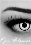 """Cubierta del libro """"Ojos Blancos"""""""
