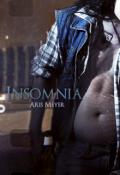 """Cubierta del libro """"Insomnia"""""""