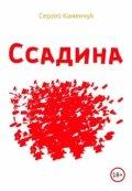"""Обложка книги """"Ссадина"""""""