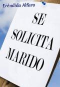"""Cubierta del libro """"Se Solicita Marido"""""""