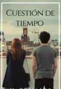 """Cubierta del libro """"Cuestión de tiempo """""""