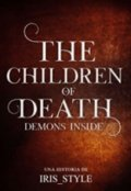 """Cubierta del libro """"The Children of the Death: Demons Inside."""""""