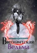 """Обложка книги """"Витмантская Ведьма. Первая книга цикла"""""""