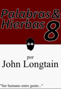 """Cubierta del libro """"Palabras y Hierbas 8"""""""