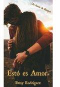 """Cubierta del libro """"Esto es Amor"""""""
