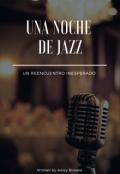 """Cubierta del libro """"Una noche de Jazz"""""""