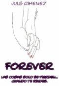 """Cubierta del libro """"Forever"""""""