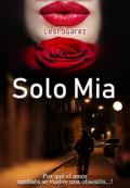 """Cubierta del libro """"Solo Mia"""""""