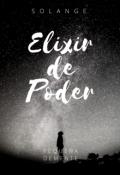 "Cubierta del libro ""Elixir de Poder"""