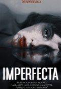 """Cubierta del libro """"Imperfecta"""""""