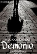 """Cubierta del libro """"A La Sombra Del Demonio Libro I"""""""