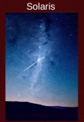 """Cubierta del libro """"Solaris"""""""