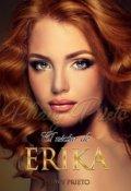 """Cubierta del libro """"El Néctar de Erika"""""""