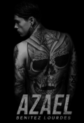 """Cubierta del libro """"Azael"""""""