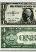 "Обложка книги ""Два доллара"""