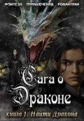 "Обложка книги ""Сага о Драконе. Книга 1. Найти Дракона."""