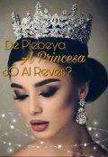 """Cubierta del libro """"De Plebeya A Princesa o al ¿reves?"""""""