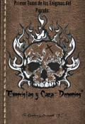 """Cubierta del libro """"Exorcistas y Caza-Demonios"""""""