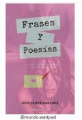 """Cubierta del libro """"Frases y Poesias #1"""""""