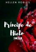 """Cubierta del libro """"Príncipe de Hielo ''smile'' (ph1)"""""""