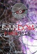"""Cubierta del libro """"Random Paranoia"""""""