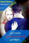 """Обложка книги """"История незаконченной дружбы"""""""