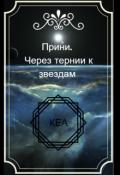 """Обложка книги """"Прини. Через тернии к звездам."""""""