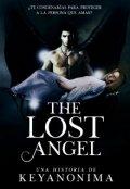 """Cubierta del libro """"The Lost Angel."""""""