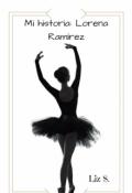 """Cubierta del libro """"Mi historia: Lorena Ramírez"""""""