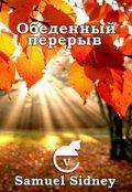 """Обложка книги """"Обеденный перерыв"""""""