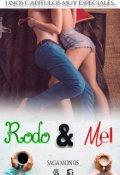 """Cubierta del libro """"Rodo & Mel Parte # 0.5 de la saga Mon"""""""