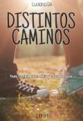 """Cubierta del libro """"Distintos Caminos."""""""