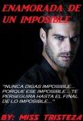 """Cubierta del libro """"Enamorada De Un Imposible"""""""