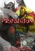 "Cubierta del libro ""Prodigium"""
