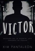 """Cubierta del libro """"Víctor"""""""