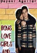 """Cubierta del libro """"Boys Like Girls and Boys"""""""