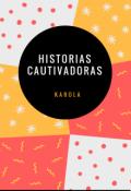 """Cubierta del libro """"Historias Cautivadoras"""""""