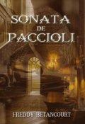 """Cubierta del libro """"Sonata de Paccioli"""""""