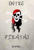 """Cubierta del libro """"Entre Piratas"""""""