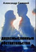 """Обложка книги """"двухсмысленные обстоятельства"""""""