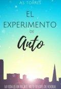"""Cubierta del libro """"El experimento de Anto"""""""